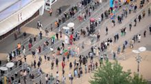 London stadiums transformed into giant Covid jab clinics on 'super Saturday'