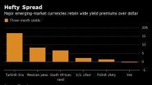 Japan's Retail Investors Cut Emerging-Market Currency Longs