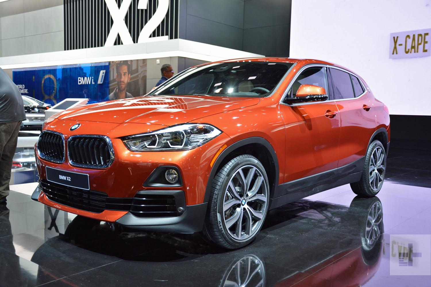Bmw Explains How The First Ever X2 Will Become King Of The