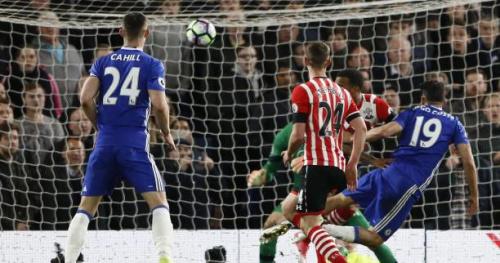 Foot - ANG - 34e journée : Chelsea s'impose face à Southampton et consolide sa place de leader