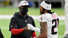 Falcons' Raheem Morris is auditioning to earn another head coaching job