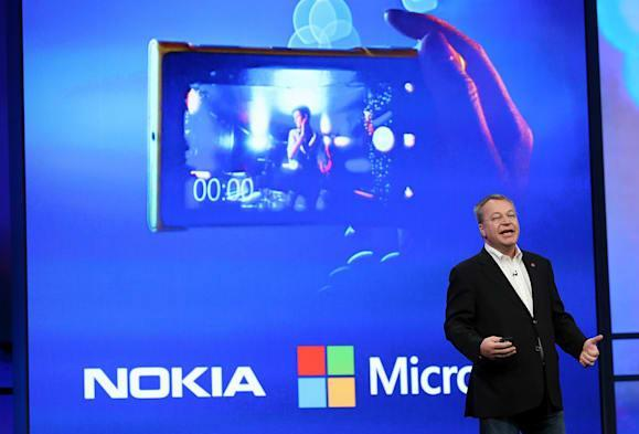 Microsoft and Nokia finally tying the knot on April 25th