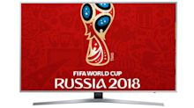 The best TVs for watching the World Cup 2018