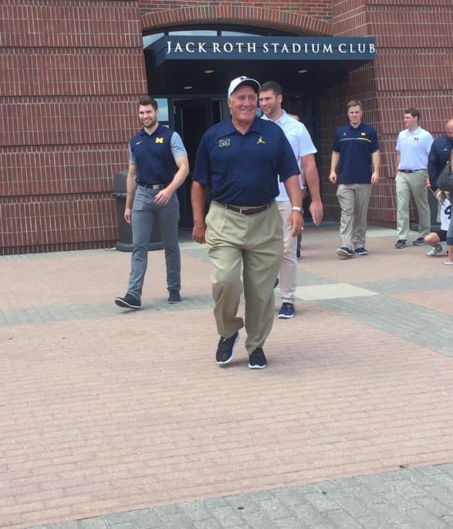 Michigan Football: Devin Bush, Greg Mattison Provide Fall ...