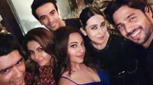 Inside Pictures! Sidharth Malhotra & Other Stars Have A Blast At His Birthday Bash