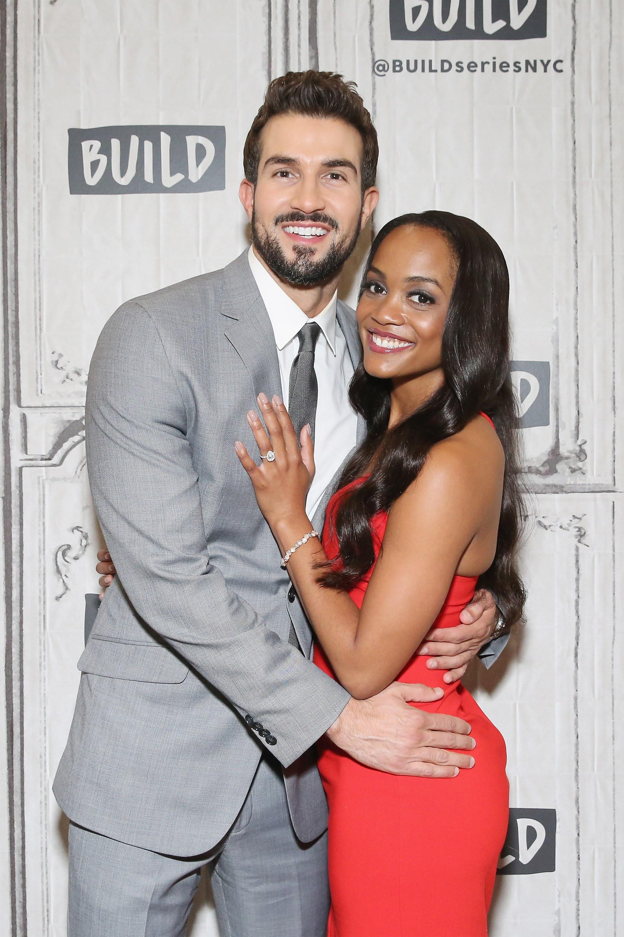 Bachelorette Rachel Lindsay And Brian Abasolo Are Planning