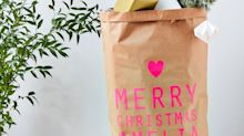 If Your Kid Is Starting to Doubt Santa, These Personalized Gift Sacks Will Convince Them He's Real