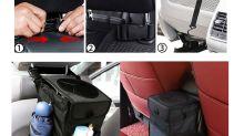 Mit diesem praktischen Eimer wird dein Auto zur müllfreien Zone