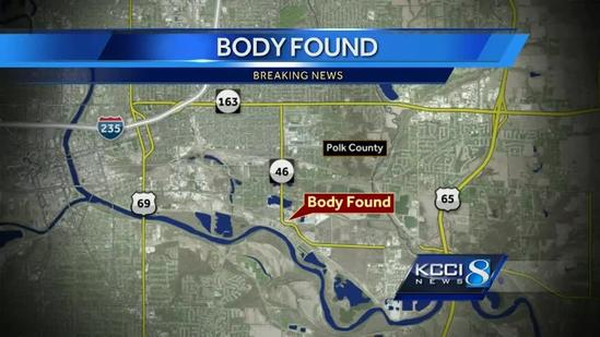 Authorities find body in Des Moines River