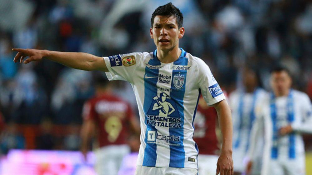 Así anunció PSV el fichaje de Hirving Lozano