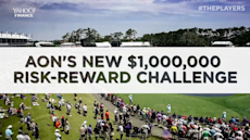 Aon's new $1,000,000 risk-reward challenge is an interesting development for the PGA tour