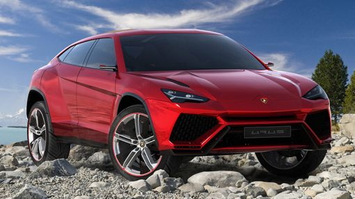 The Lamborghini Urus Has Turbos So It Can Go Dune Surfing