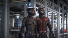 New 'Ant-Man and the Wasp' photo debuts Evangeline Lilly and Paul Rudd's superhero duo