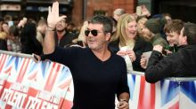Simon Cowell bursts into tears when reunited with BGT star whose spinal surgery he paid for