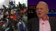 Sir Anthony Hopkins Joins Transformers 5