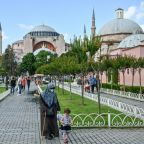 Hagia Sophia the latest Muslim-Christian tussle over holy sites
