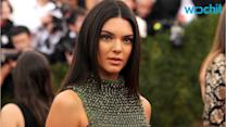 Kendall Jenner Flaunts Major Side Boob at 2015 Met Gala