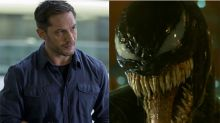 Tom Hardy revela que Venom podría ser una trilogía