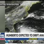 Tropical Storm Humberto expected to drift away from US coast