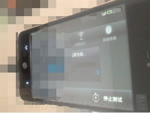 Meizu MX resurfaces, home button gets a nip-and-tuck, turns into optical trackpad?