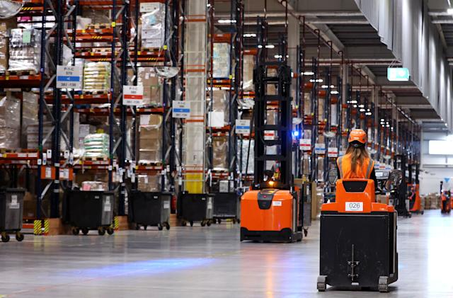 Amazon's plan to reduce warehouse injuries includes guided meditation