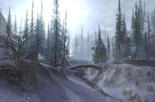 The Daily Grind: What's your favorite winter zone?