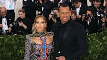 A-Rod finds an autograph girlfriend J.Lo gave him 20 years ago: 'When a big time global pop superstar signed a pic for a young ball player'