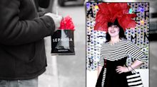 The best last-minute Halloween costume for makeup lovers: A Sephora bag