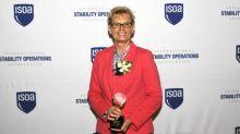 KBR Senior Vice President Earns ISOA Lifetime Achievement Award for Global Stability Operations