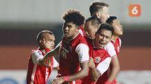 Hasil Persija vs Persib: Satu Tangan Macan Kemayoran di Trofi Piala Menpora 2021