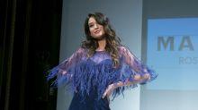 Estela Grande diseña el vestido que aman las influencers
