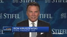 Stifel Financial CEO: We're a mirror of what's going on i...