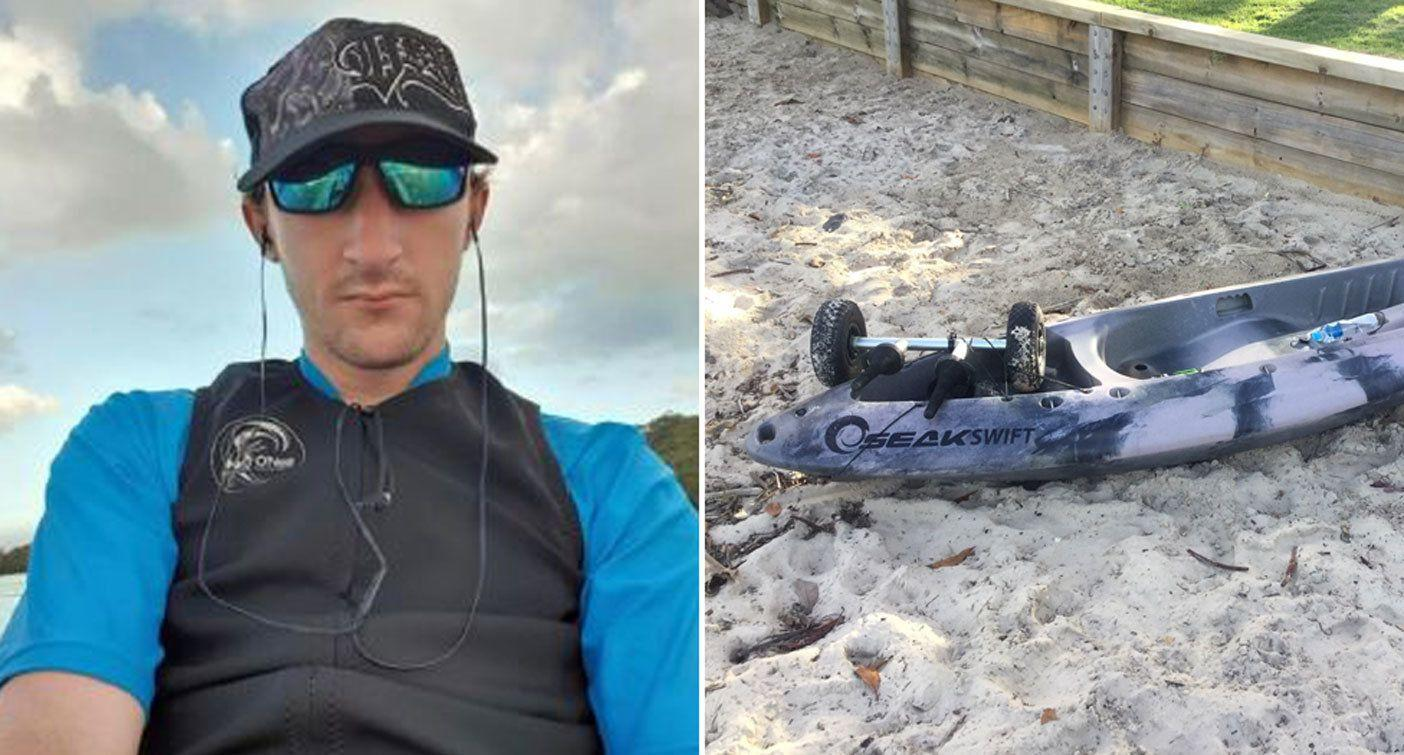 Body found in search for missing kayaker who disappeared in Queensland creek