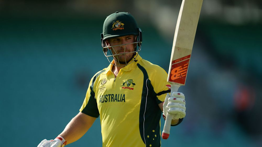 Finch doubtful for Australia opener