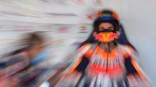 Tim Honda Bak Ayam Sayur Tanpa Marc Marquez, Nyaris Tidak Tersorot Kamera Televisi Saat Balapan