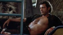 Role Recall: Jeff Goldblum on 'The Fly' makeup, why he unbuttoned in 'Jurassic Park,' and his Cate Blanchett crush