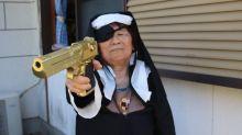 日本war game場婆婆「暴力教會」新造型
