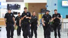 Man runs from police at Gold Coast airport