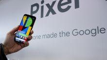Google unveils new Pixel 4