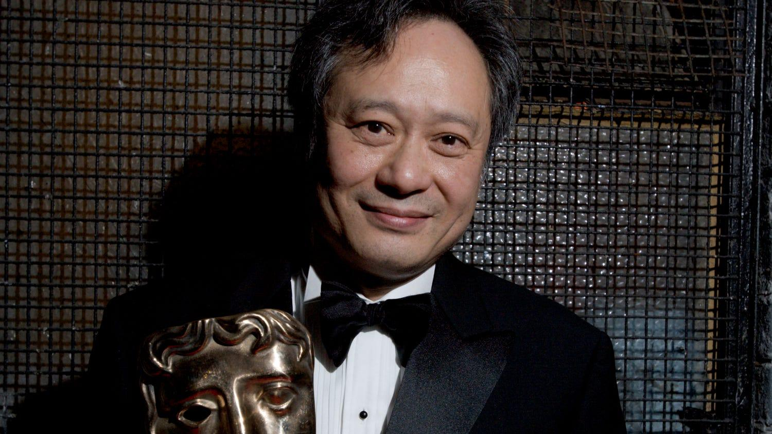 Bafta Fellowship the latest honour of director Ang Lee's career