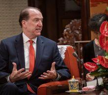 World Bank President David Malpass: U.S., China continue to grow as Europe slows
