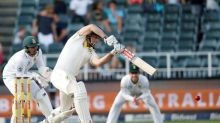 Marsh follows Renshaw's lead with county hundred