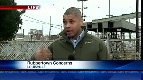 Rubbertown residents don't feel safer despite alerts