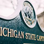 A young female reporter exposed a Michigan state senator who told her a group of high school boys could 'have a lot of fun' with her after she asked him a tough question