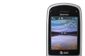 Pantech Breeze gets remixed in black for AT&T