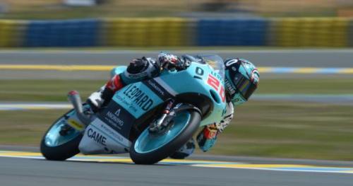 Moto - QAT - Moto2 - Fabio Quartararo déjà aux avants-postes