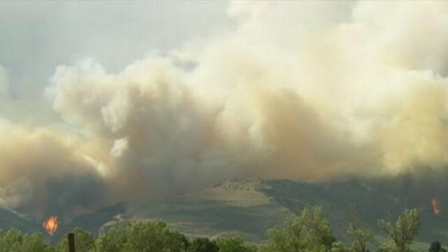 Colorado Wildfires: 32,000 Flee Their Homes