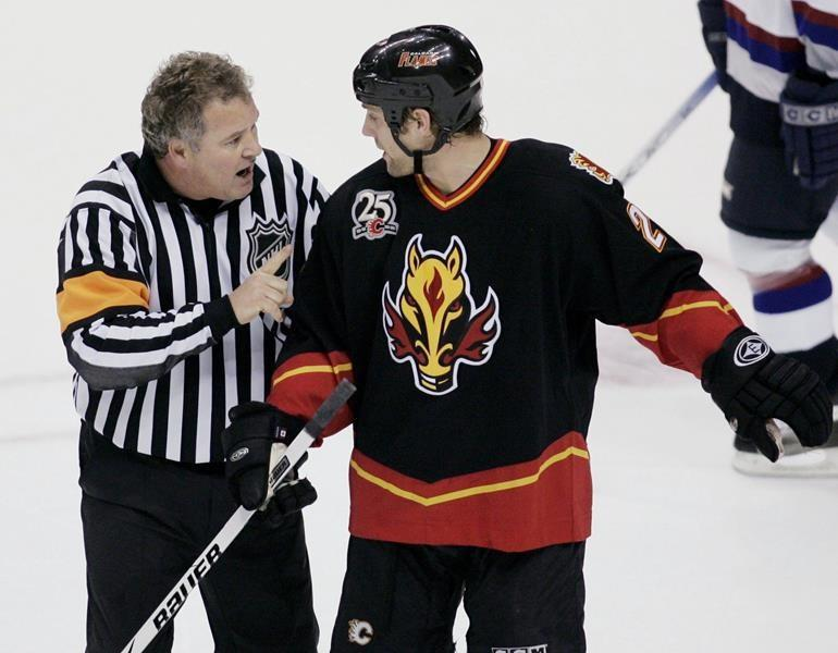If you watched hockey in the 80s/90s...you know him well: Former NHL referee Mick McGeough dies at age 62