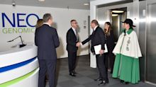 NeoGenomics Europe S.A. Opens its Doors in Rolle, Switzerland Laboratory Hosting Business Leaders, Dignitaries and Local Government Officials