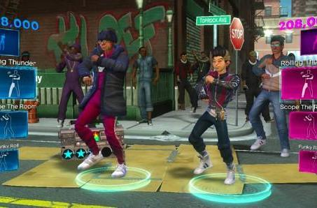 Dance Central 3 has Got It (The Right Stuff)